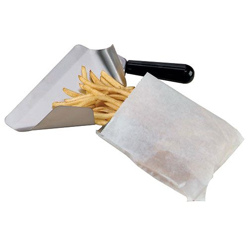 Winco Ffb 1r French Fry Bagging Scoop For Right Hand Use With