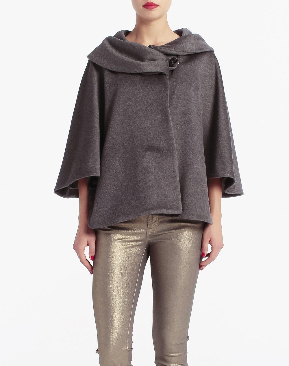 9b3a8ed7b149 Capa de mujer Cinzia Rocca - Mujer - Prendas de abrigo - El Corte Inglés -  Moda. Vale 400 eurazos!! TT__TT