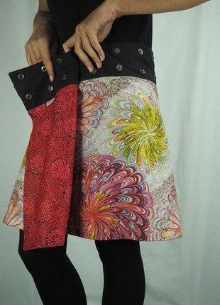 413b87a7d13639 Épinglé par what goes around sur alter art skirts | Jupe, Jupe femme ...