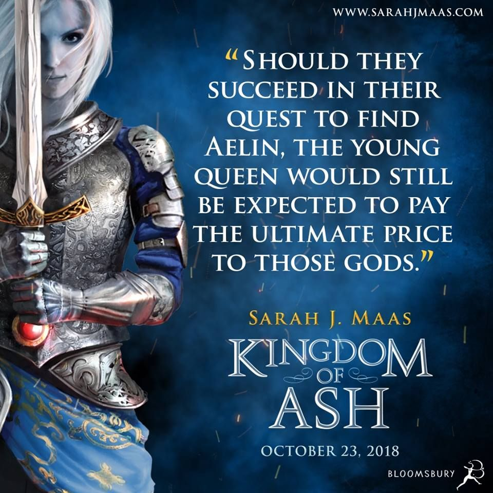 Quote From Kingdom Of Ash Throne Of Glass Throne Of Glass