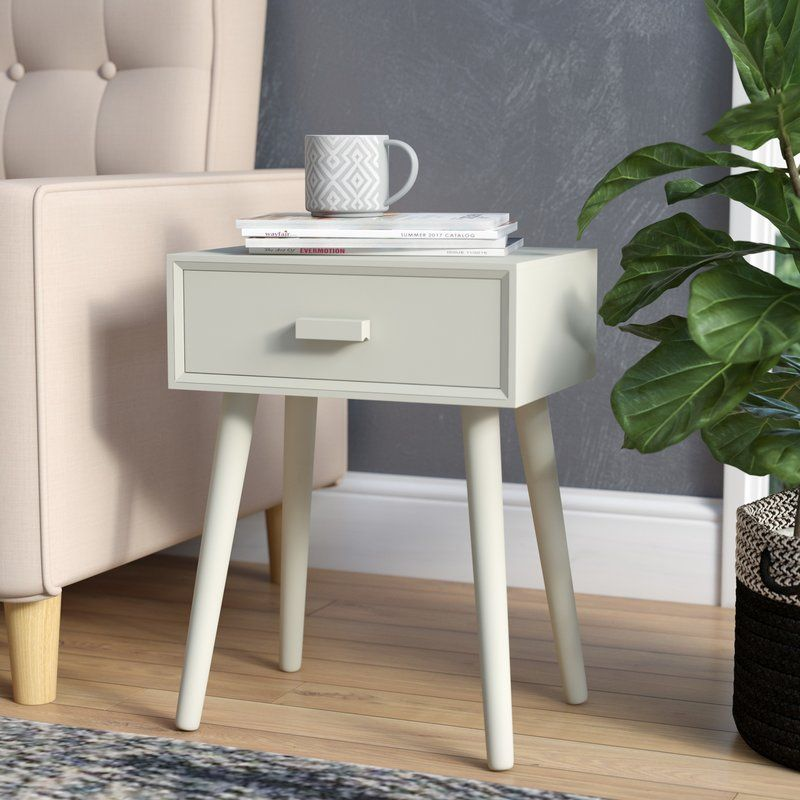 Orion End Table With Storage End Tables With Storage End Tables