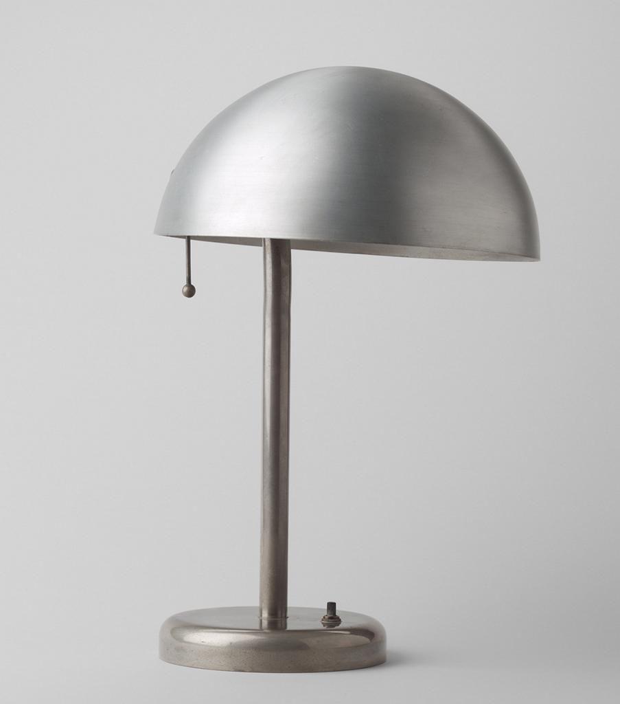 Bauhaus pendant lamp marianne brandt and hans przyrembel 1925 - Marianne Brandt Table Lamp 1928