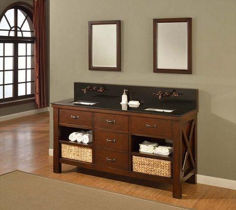 Image result for mission style bathroom furniture Master Suite