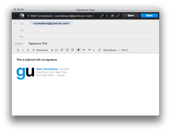 Como Fazer Uma Assinatura De E Mail Perfeita Canva Best Email Signatures Email Signature Design Email Signatures
