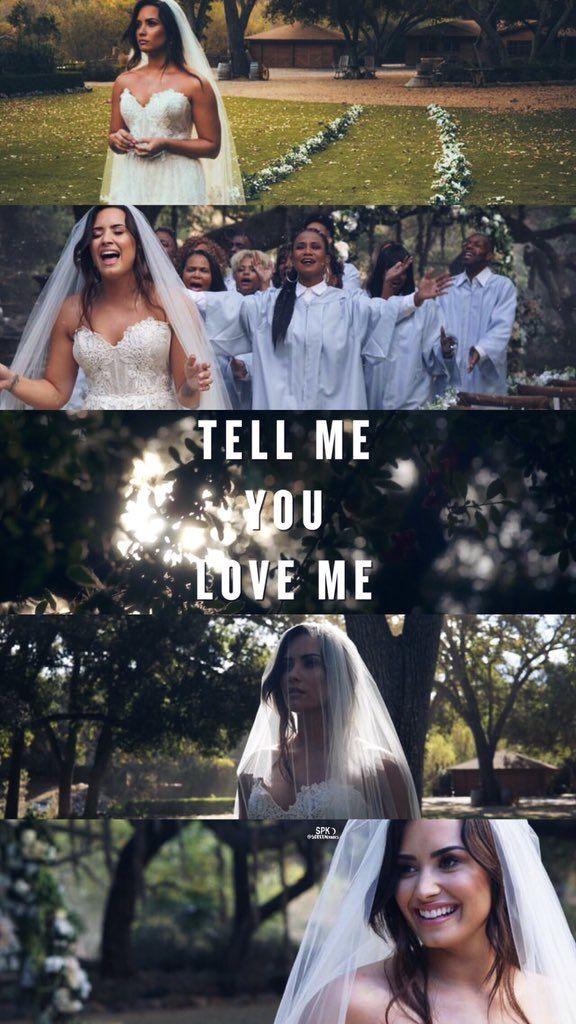 Tell Me You Love Me Demi Lovato Albums Demi Lovato Body Demi Lovato