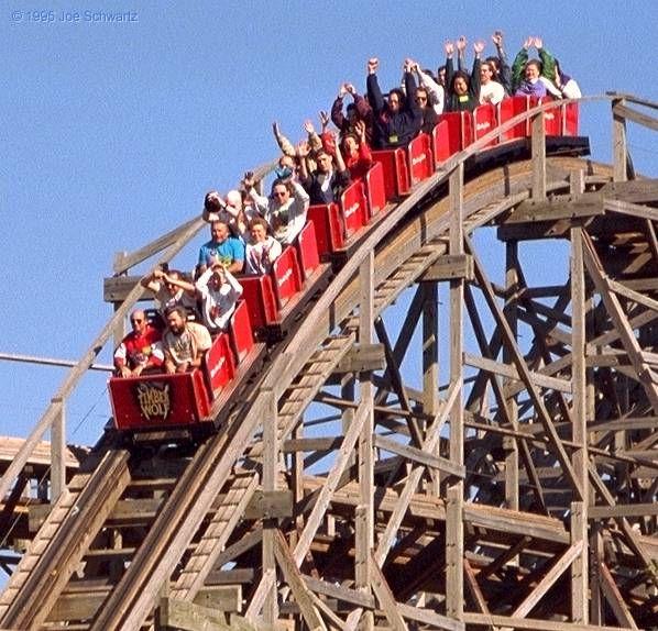 Timber Wolf Worlds Of Fun Kansas City Missouri Usa Worlds Of Fun Kansas City Wolf World