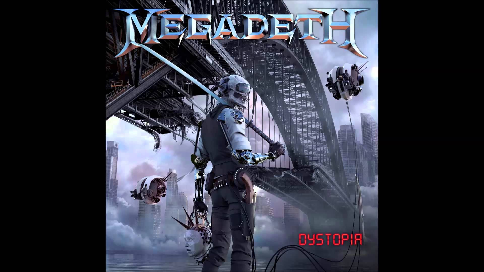 Megadeth - The Threat Is Real (HD)