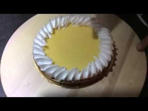 douille Saint Honor 233 Sur Tarte Citron Pour Les Toqu 233 S