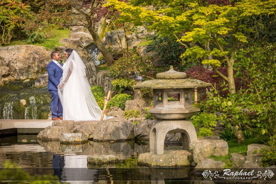 Serena Bob Wedding Gallery At Holland Park Kyoto Garden Courtesy Raphael Carpenter Photog Wedding Photographer London Wedding Gallery Wedding Photographers