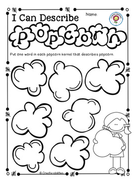 Descriptive Writing Activities and Printables (With images