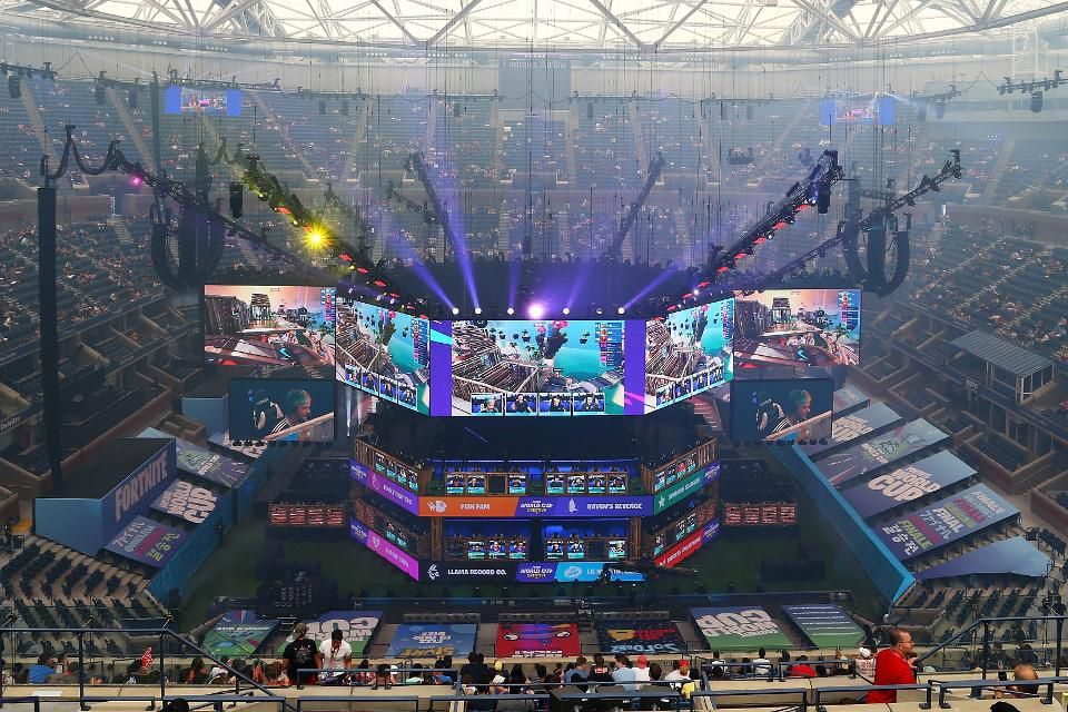 Fortnite World Cup By The Numbers World World Cup Web Design Trends