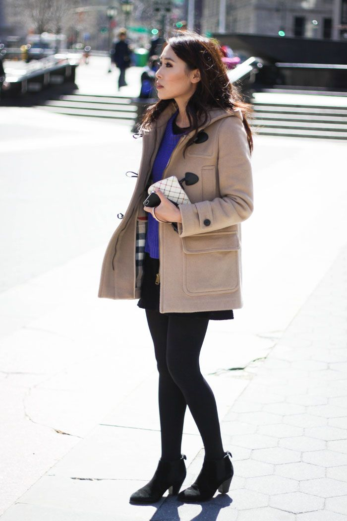 Burberry duffle coat | Fall / Winter Style | Pinterest | Coats ...