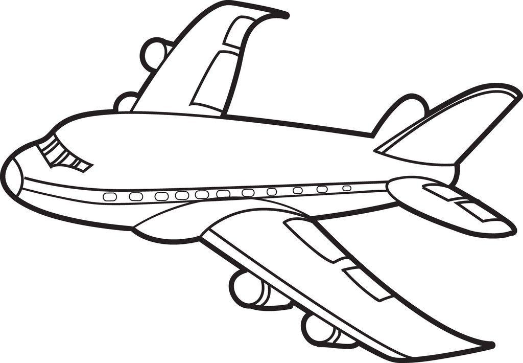 Картинки про, картинки самолетики для раскраски