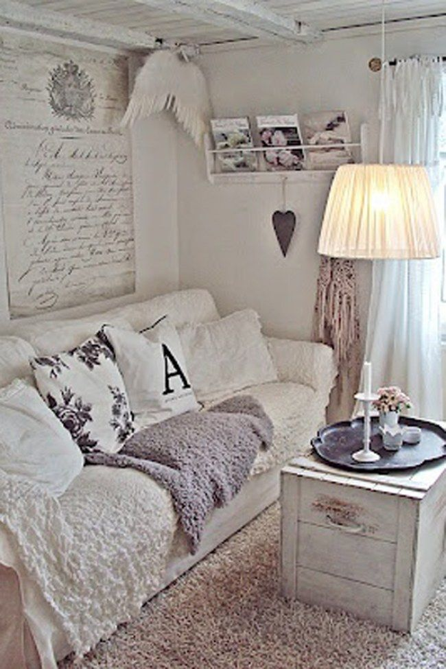shabby chic selber machen der romantik look f r zuhause shabby bedrooms and room. Black Bedroom Furniture Sets. Home Design Ideas