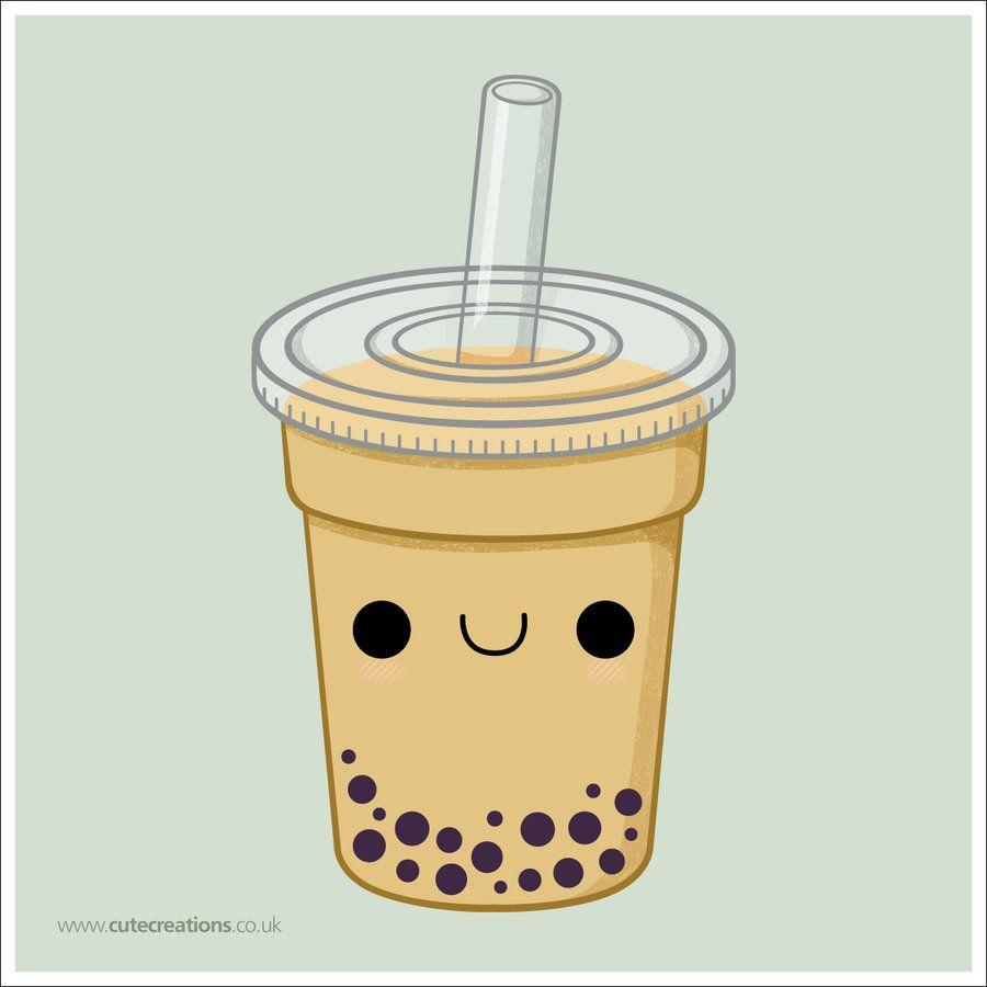 how to draw cute simple kawaii foods