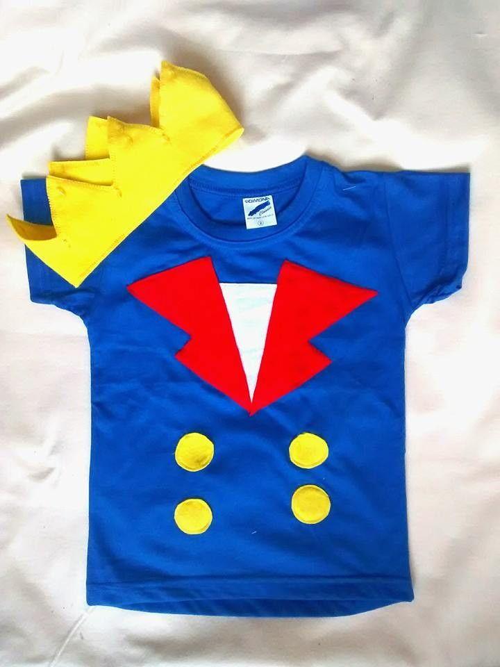 cdf8b6f6d4d Não quer comprar uma fantasia inteira por ser muito cara  Que tal apenas a  camisa do tema   br Além de ser algo único