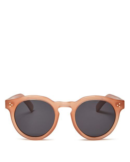 b1c794b885 Illesteva Women s Leonard II Oversized Round Sunglasses