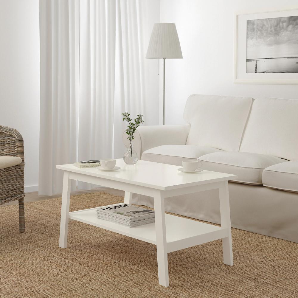 Lunnarp Coffee Table White 35 3 8x21 5 8 Ikea Coffee Table Coffee Table White Ikea Side Table [ 1000 x 1000 Pixel ]