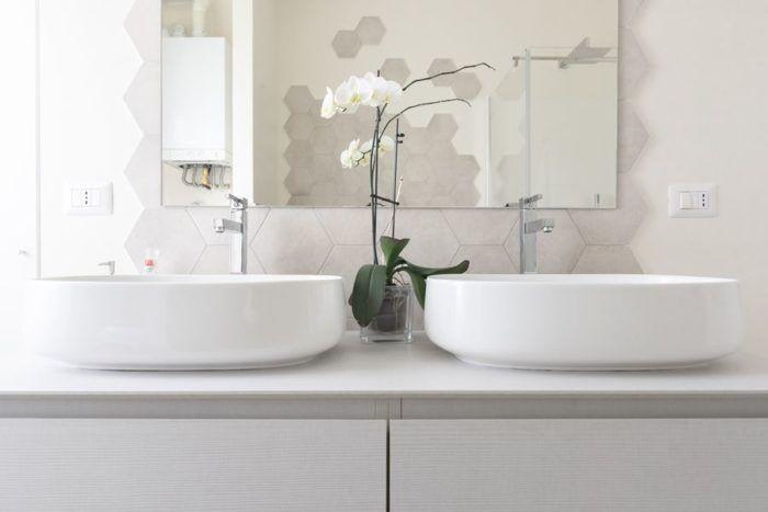 Bagno Colori Neutri : Arredo bagno con colori neutri bagno toni neutri bathroom