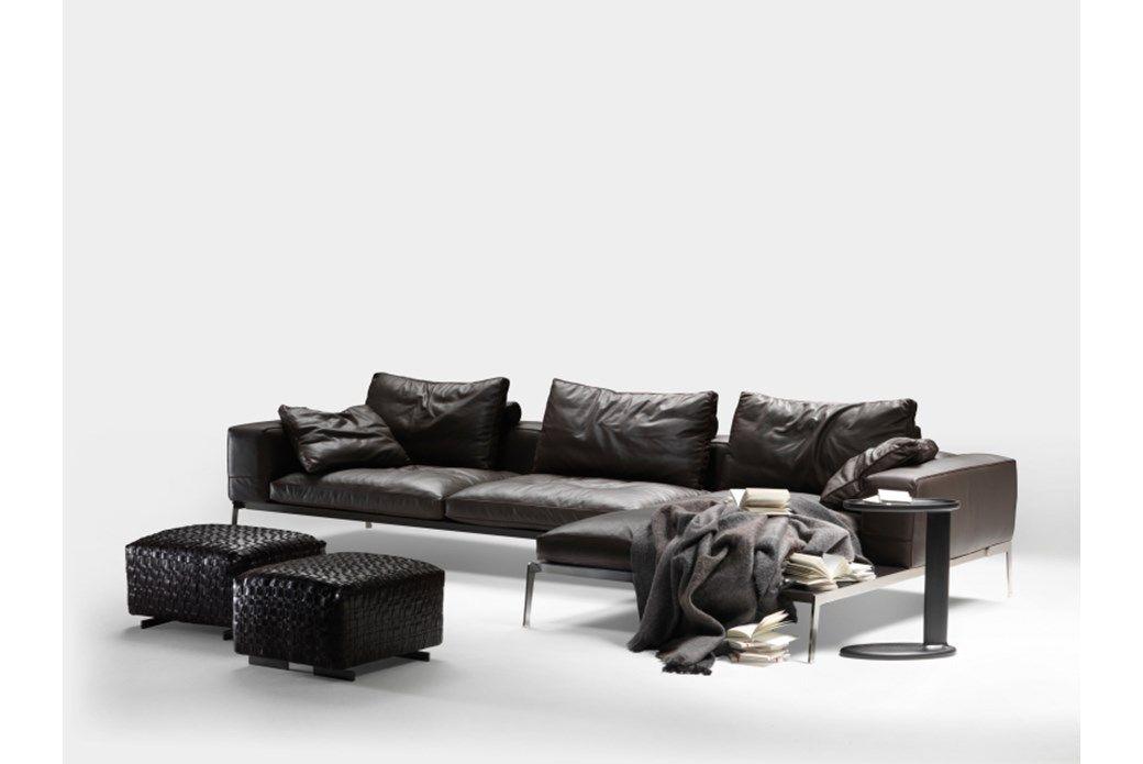 Divano Modulare Moderno Flexform.Lifesteel Divano In Design Moderno Sofa Flexform Divani