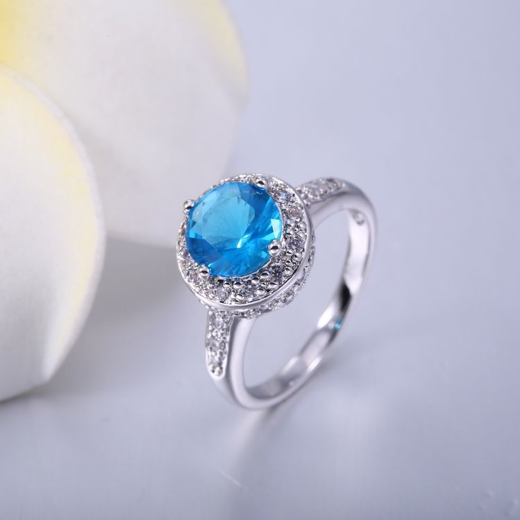 Popular Jewelry manufacturer fancy design ring wholesale China diamond wedding ring jewelry