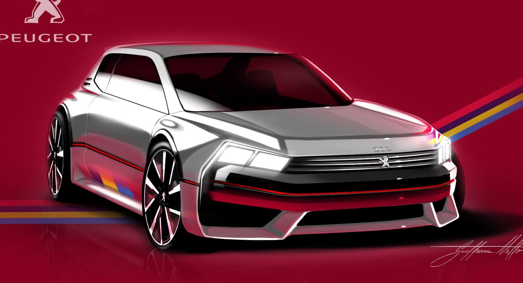 Peugeot Ceo Jean Philippe Imparato Said That They Re Working On The Gti Of The Future Peugeot Electric Cars Peugeot Bike