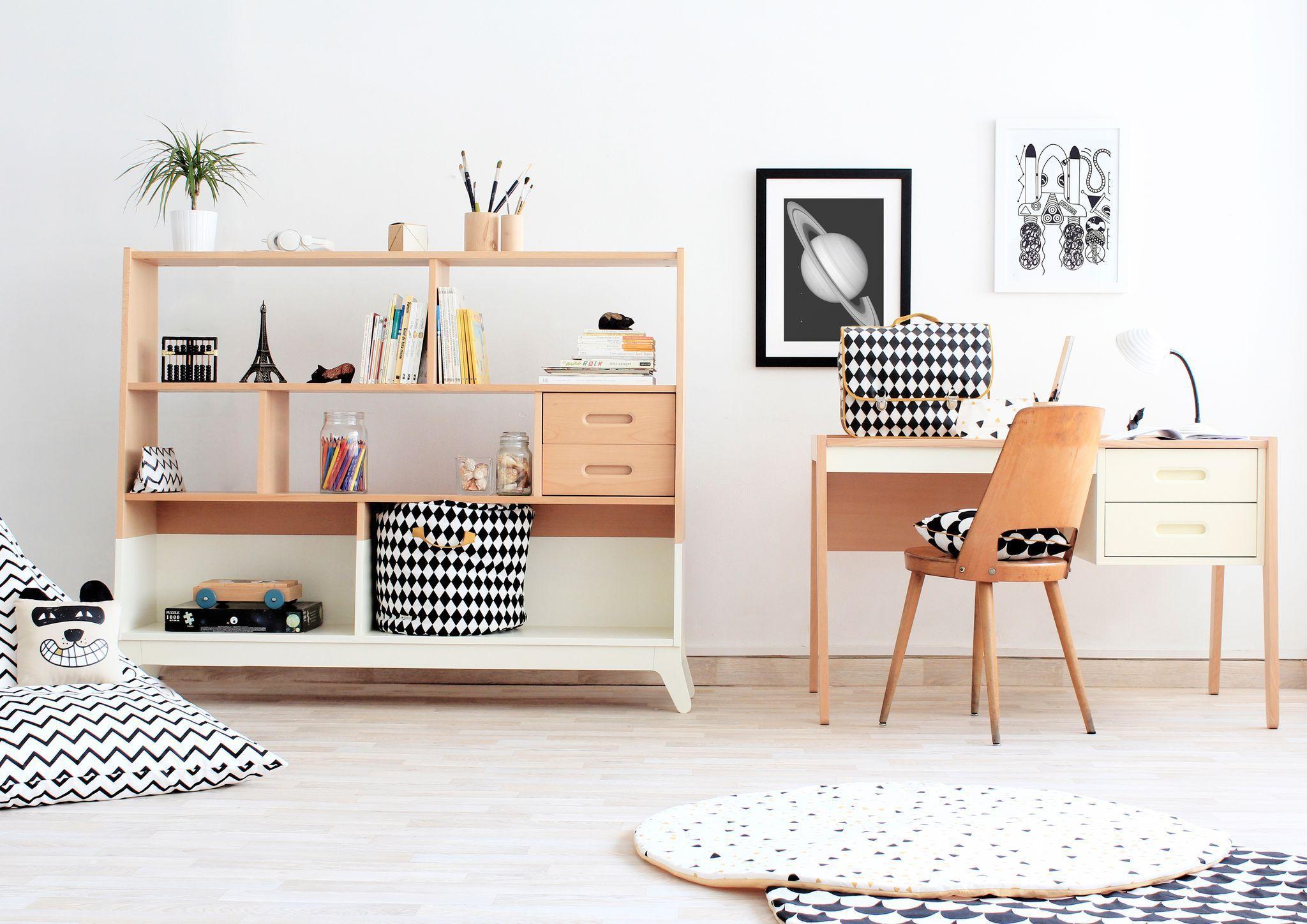 bureau enfant : nouveautés de rentrée | mobilier | pinterest