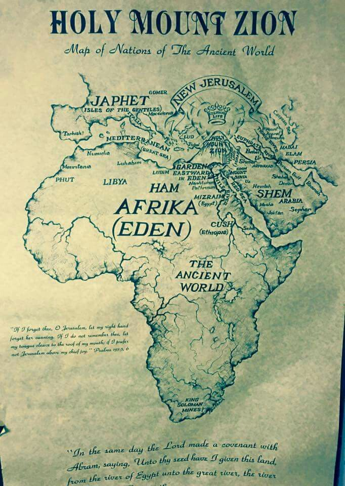 Ancient map black truth pinterest black history ancient map gumiabroncs Gallery
