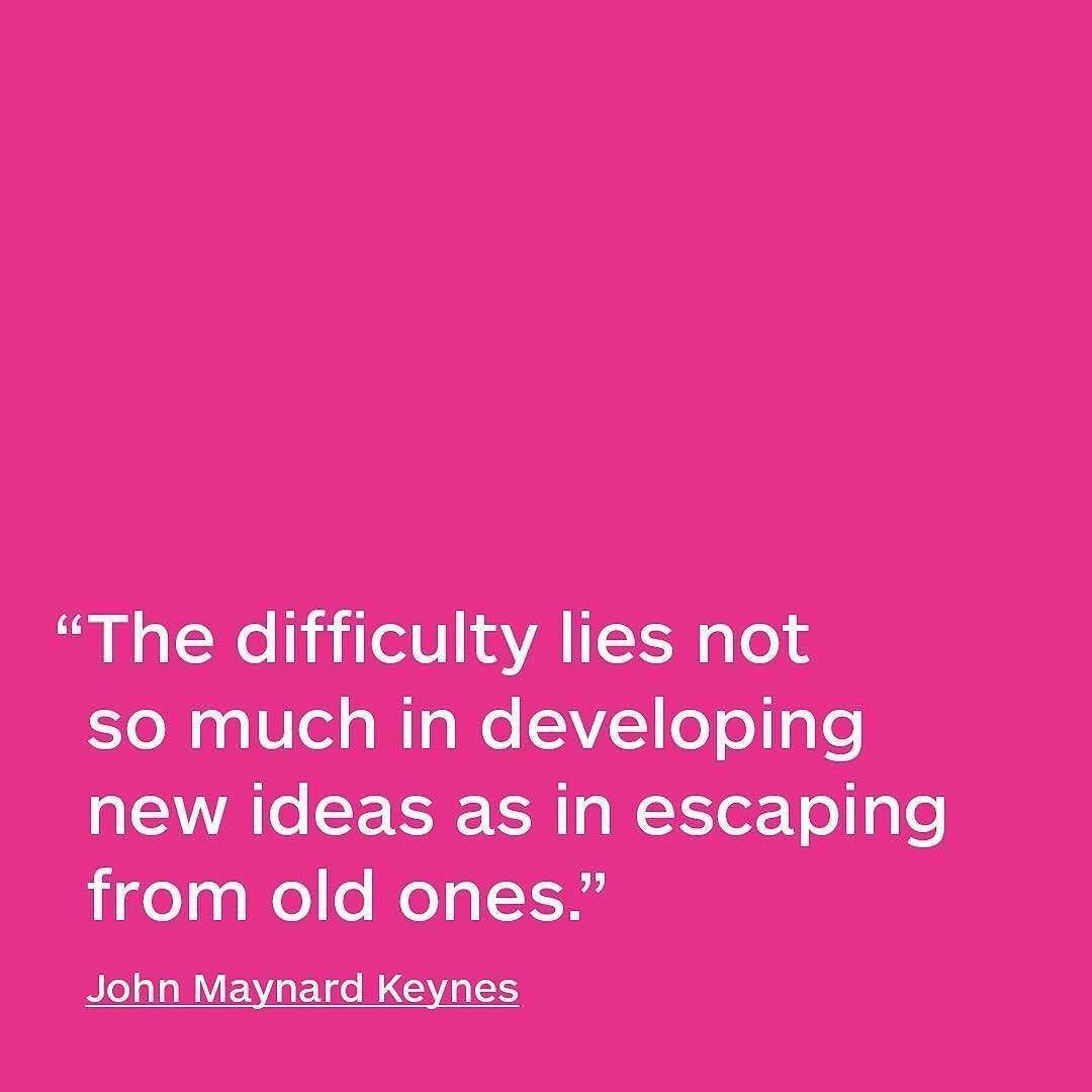 #Repost @shillington_  Design #quote by John Maynard Keynes. . #InstaQuote #QuoteoftheDay #inspiration #motivation #motivational #quotes  #quoteoftheday #inspiring #work #success #startuplife #successful #passion #inspiredaily  #workhardplayharder #lifestyle #happiness #happy #goodvibesonly #vibes #goodvibes #success #luxury #money #advice #dreams #businesslife #hustle #work #DesignQuote
