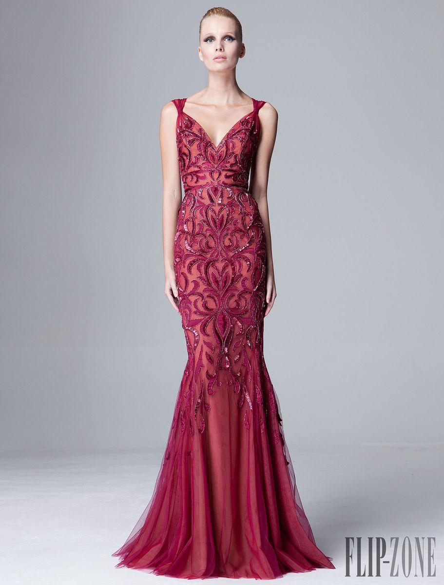 Pin by vicky lau on wedding pinterest net fashion zuhair murad