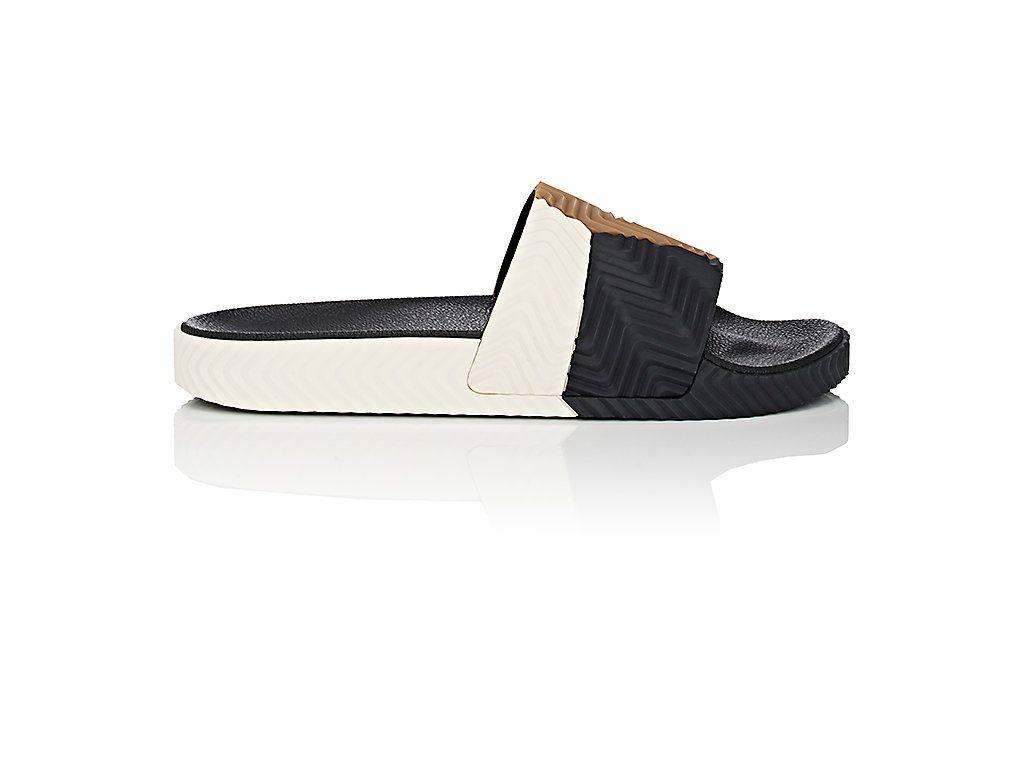 adidas originali da alexander wang adilette sandali di gomma: