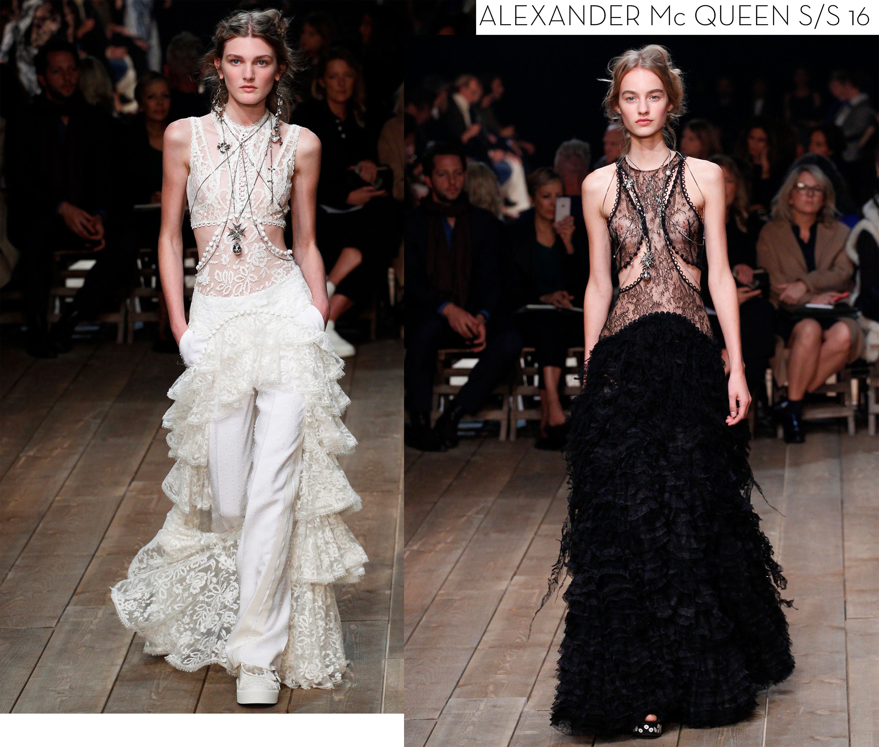 Beyond the Brow   Official Blog of Anastasia Beverly Hills - MY TOP FIVE SHOWS FROM FASHION WEEK - Alexander Mc Queen