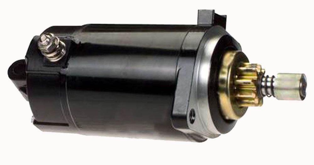 Yamaha 6 / 40 / 50 / 115-200 Hp Starter / 12V CCW ROT PH130-0005, 6E5-81800-11-0 #Yamaha