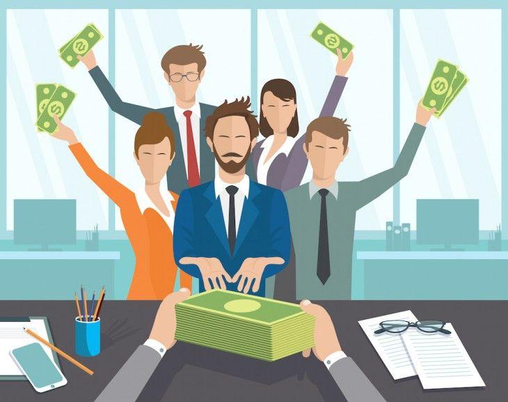 Resultado de imagen para sueldos y salarios
