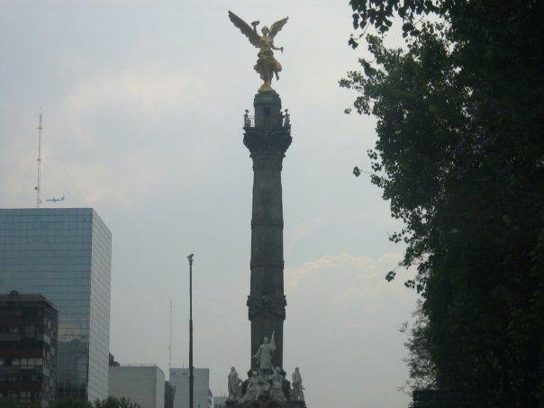 Ángel de la Independencia (DF - #México).