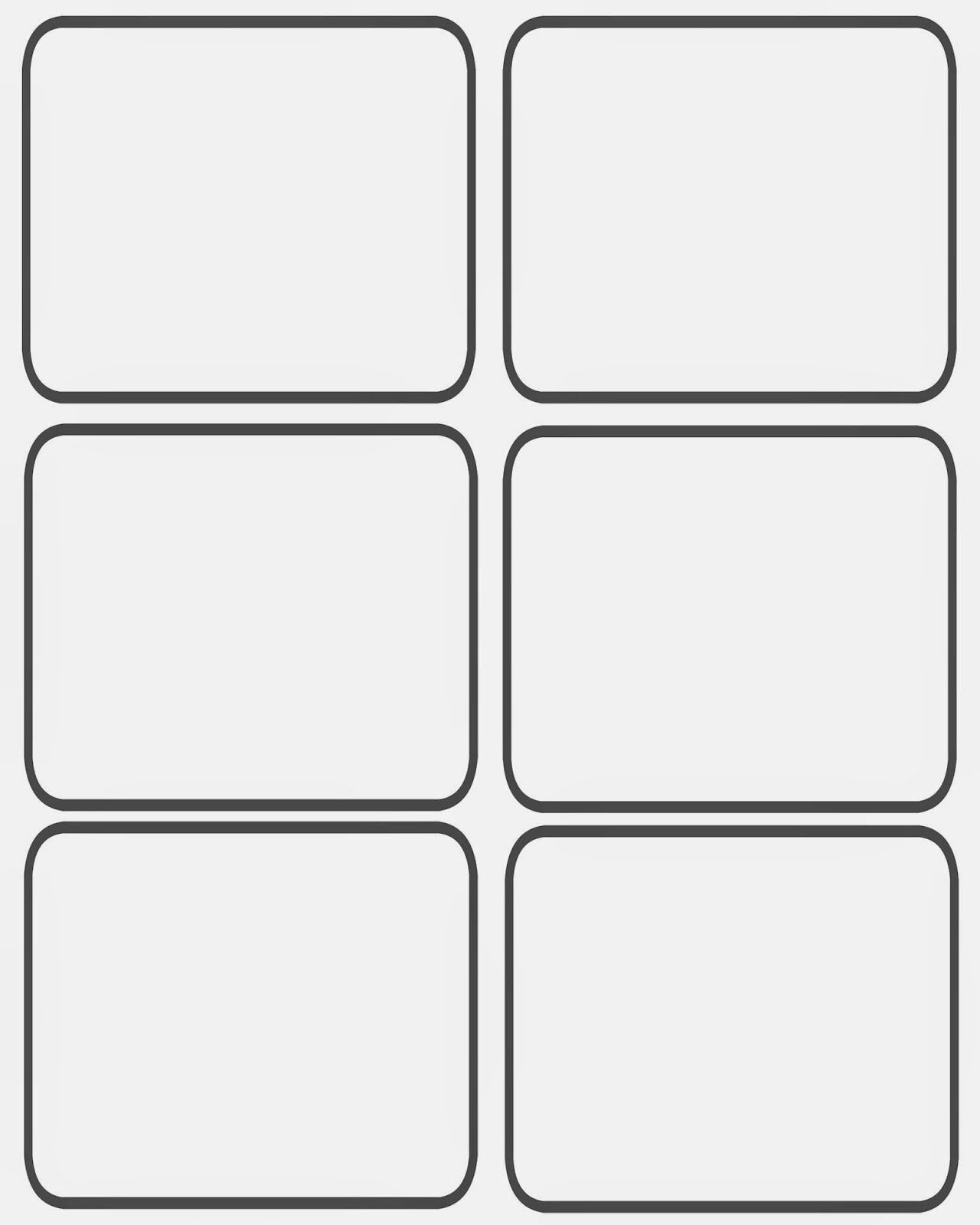 playing card template word beautiful blank game cards in