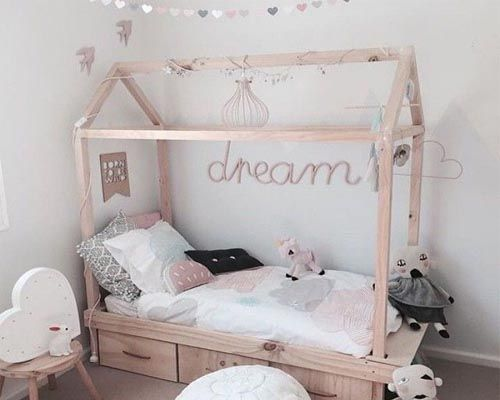 peuter kamer inspiratie - Bedrooms~ Girl Inspiration | Pinterest ...