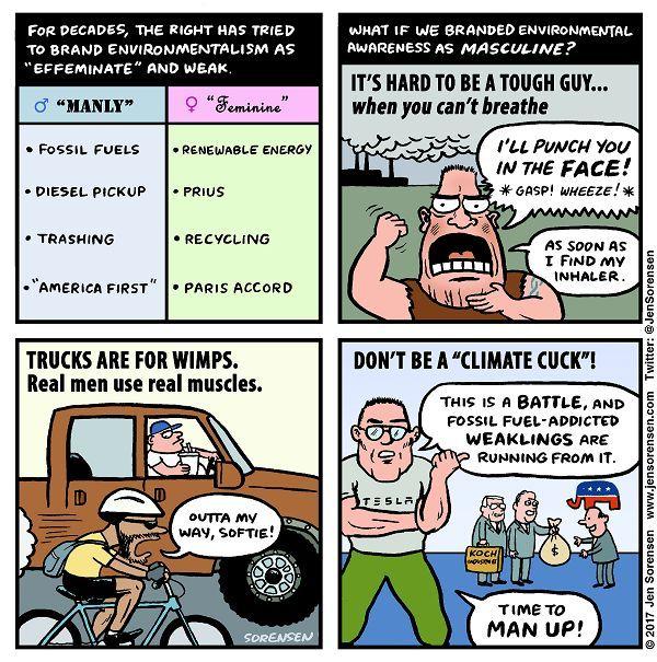 environmental satire
