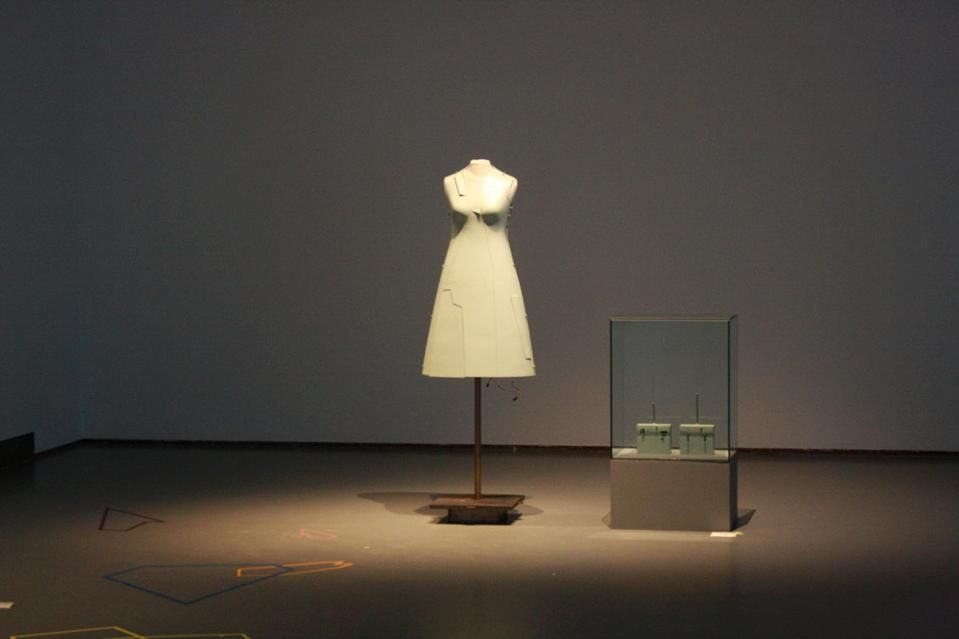 "Hussein Chalayan, Remote Control ""Dress, The art of fashion: Installing Allusions"", Boijmans Van Beuningen, Rotterdam, 2009"