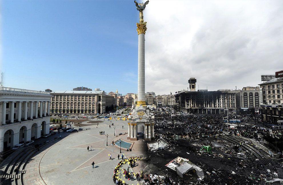 Kiev Truce Shattered, Dozens Killed - In Focus - The Atlantic