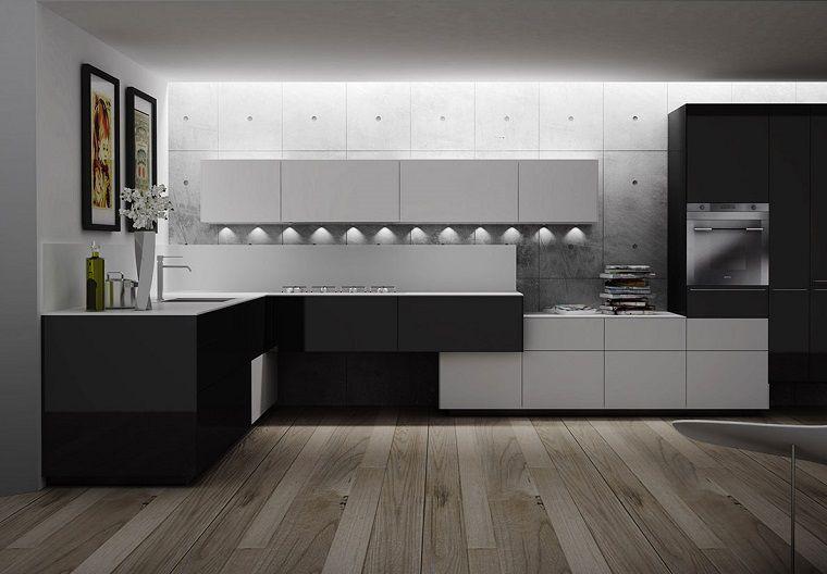 Cucine ad angolo moderne: un ventaglio di soluzioni belle e ...