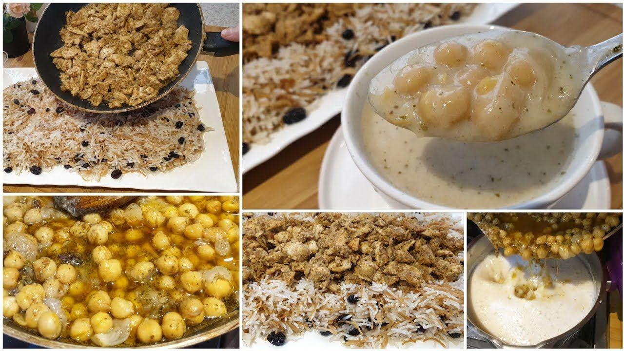 خليك فدارك قوي مناعتك بكأس حليب فقط حضري ألذ شوربة حمص أكلة بالأرز والشعرية ياسلام Youtube Food Breakfast Cereal