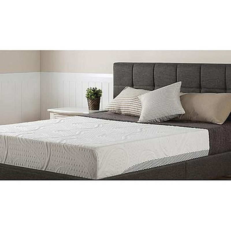 Night Therapy Nt Sc Fm113 10q 10 Memory Foam Mattress Queen Mattress Memory Foam Mattress Comfort Mattress