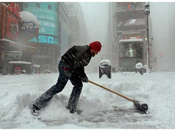5 of the Worst Blizzards in U.S History