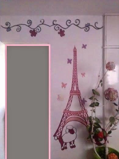 Murales pintados a mano ideas decoracion interiores for Decoracion de interiores paris