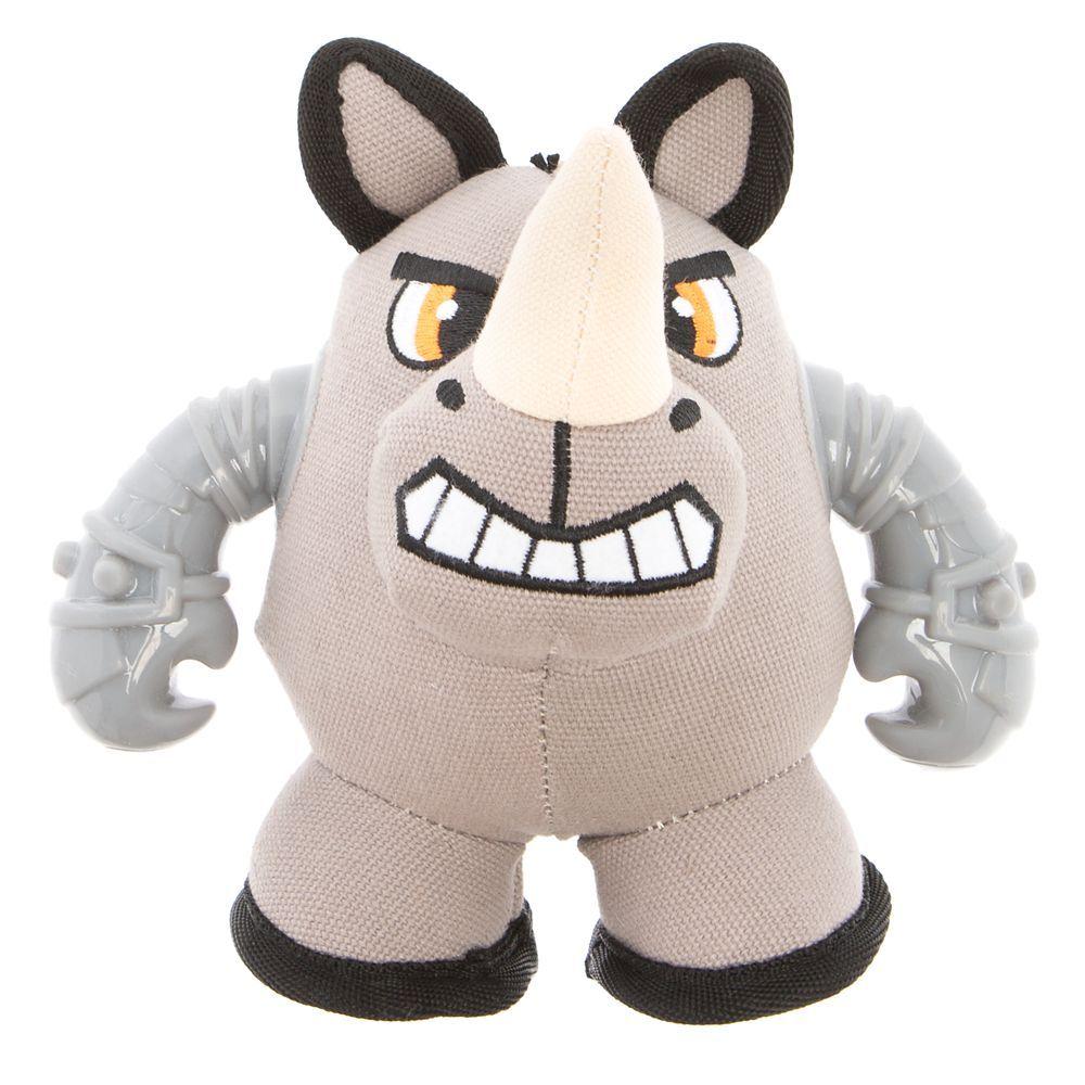 Petsmart Top Paw Tuff Rhino Dog Toy Size Small Pet Toys And