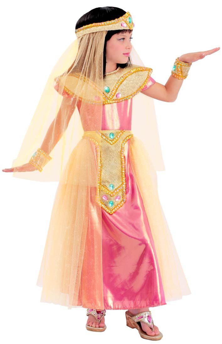 girls egyptian princess cleo costume - Egyptian Halloween Costumes For Kids