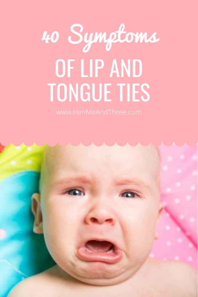 Tongue size infant versus adult
