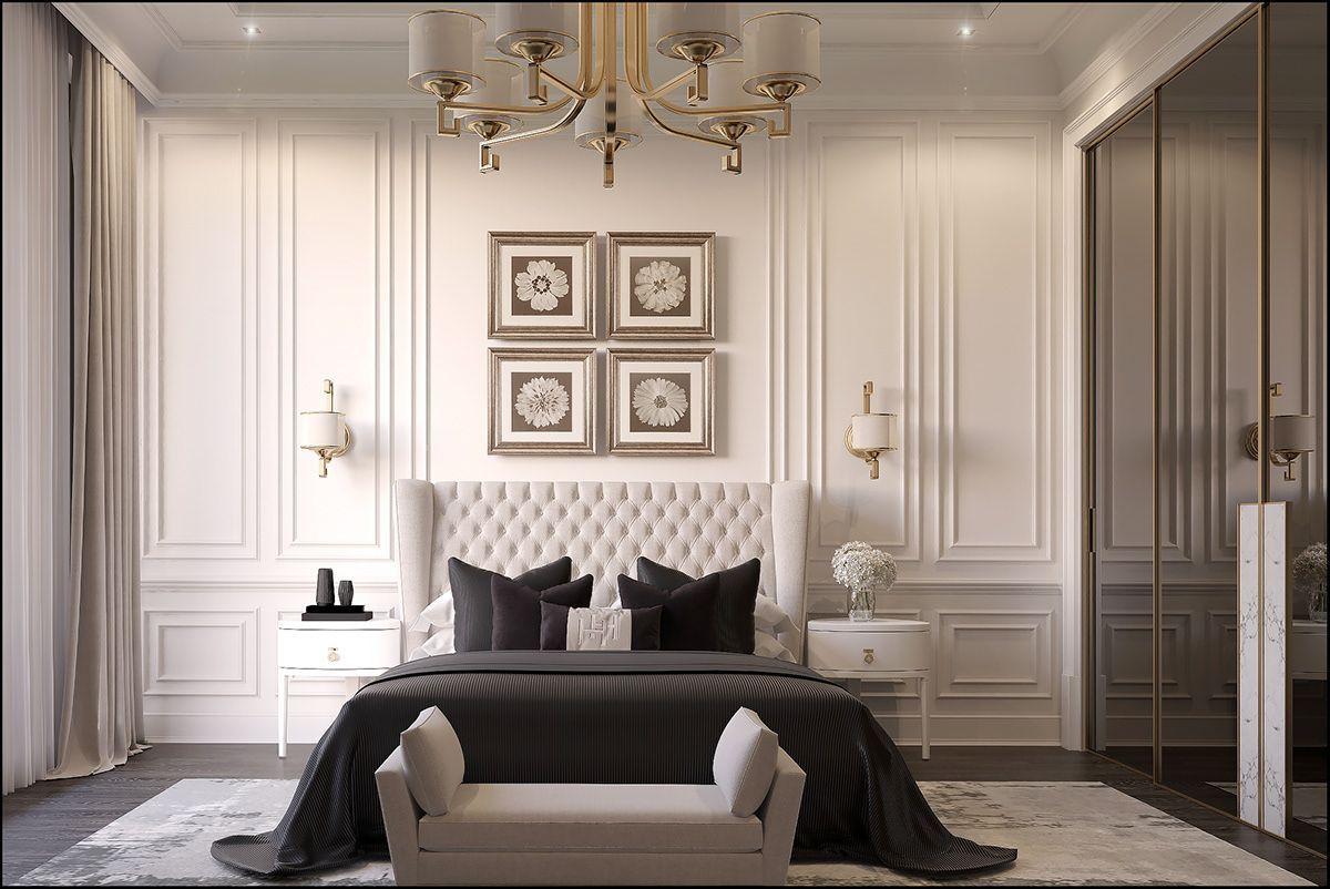 Bedroom Design On Behance Luxurybeddesigns Luxurious Bedrooms Luxury Bedroom Design Bedroom Interior Interior designing bedroom photos