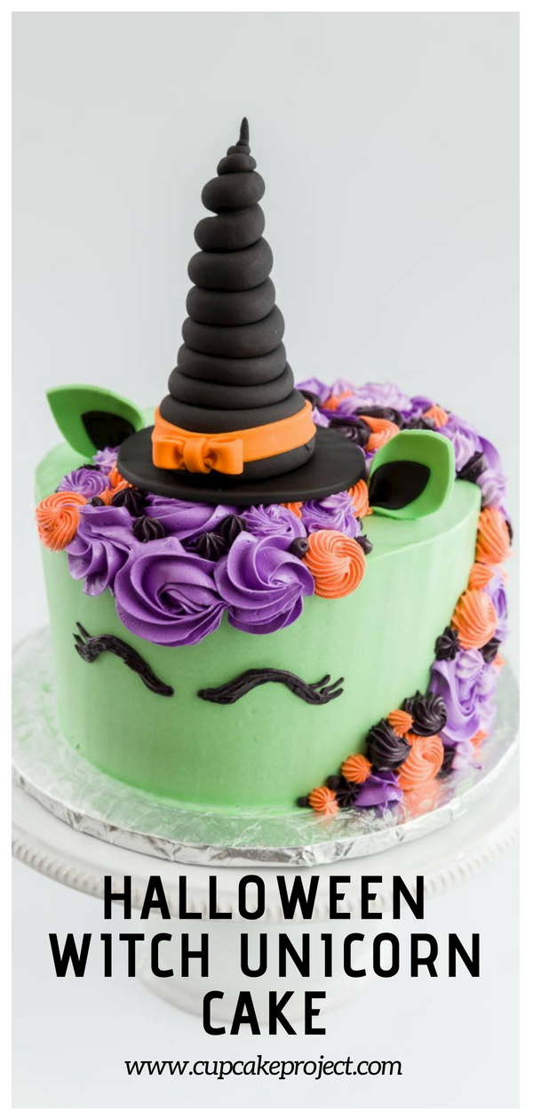 Halloween Cake | Cupcake Project